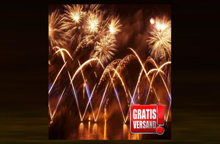 Feuerwerkprogramm 7 – Premium